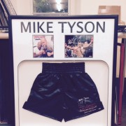 Mike Tyson shorts